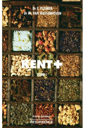 Kent + (édition bilingue Fr - angl.) en 2 vol.