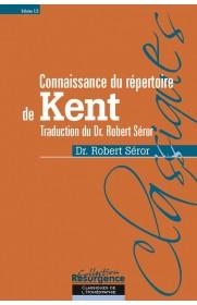 Connaissances du répertoire de Kent -Tome 3