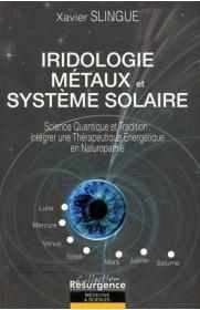 Iridologie, Métaux et Système Solaire