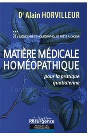 Matière Médicale Homéopathique