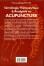 Acupuncture, sémiologie thérapeutique et analgésie