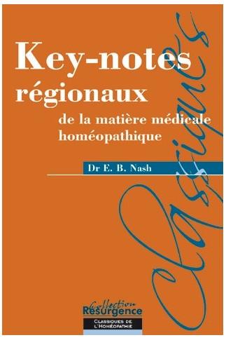 Key-notes Régionaux