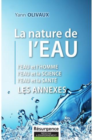 Les annexes de la Nature de L'eau - Yann Olivaux