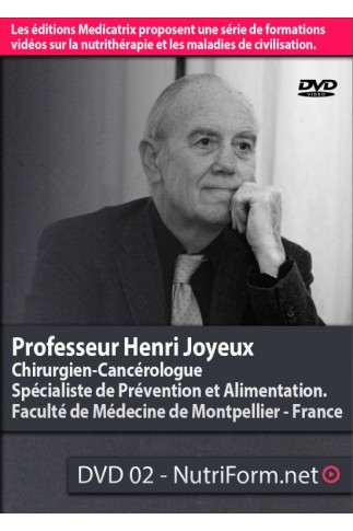 Cancers digestifs - Pr Henri Joyeux