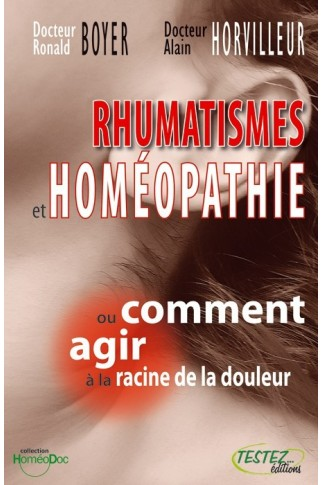 Rhumatismes et homéopathie