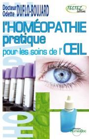 Homeopathie pratique pour les soins de l'oeil (L')