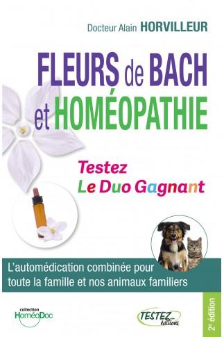 Fleurs de Bach et homeopathie