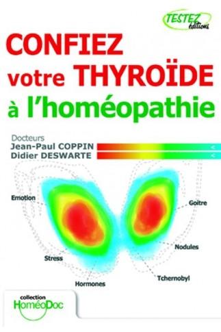 Confiez votre thyroïde à l'homéopathie