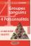 4 Groupes sanguins 4 Personnalités