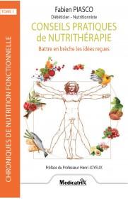 Conseils pratiques du nutrithérapie