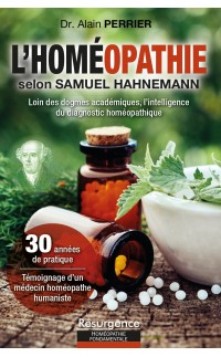 L'homéopathie selon Samuel Hahnemann