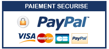 Payements sécurisés sur résurgence grâce à PayPal